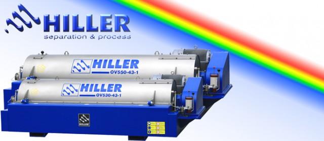 HILLER Decanters